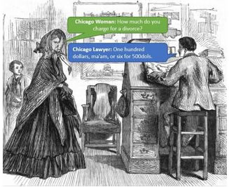 Victorian joke. From the Victorian Meme Machine, a BL Labs project (http://www.digitalvictorianist.com/)