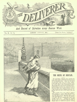 Image of cover of The Deliverer