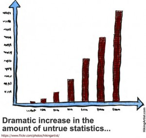 Picture of statistics chart