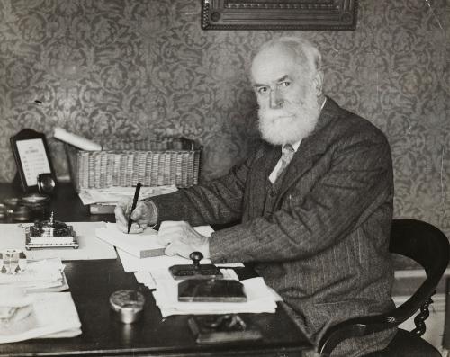 Charles Prestwich Scott, 1931.