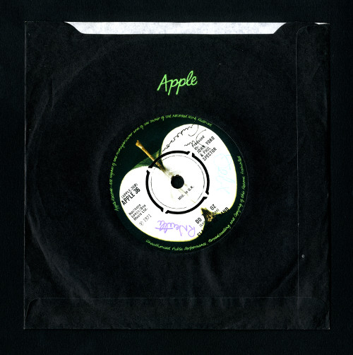'God Save Oz' charity record by Apple Records, 1971.