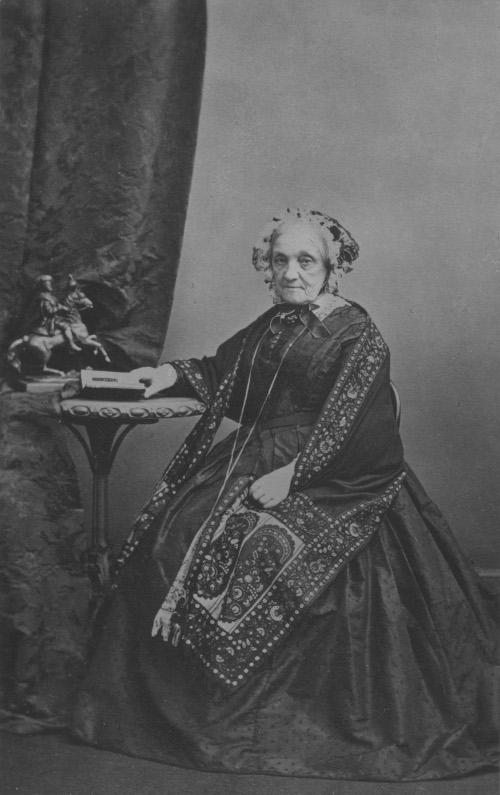 Elizabeth Jesser Reid, n.d.
