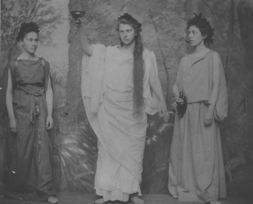 Scene from Iphigenia in Tauris, 1887