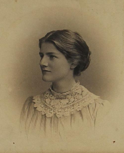 Elizabeth Casson, aged 21