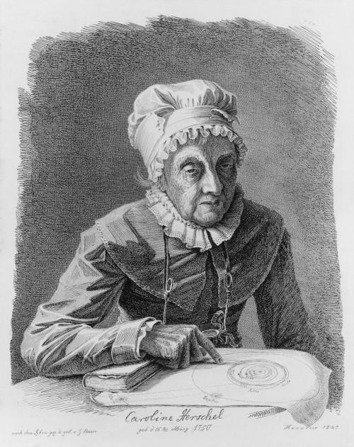 Caroline Herschel.