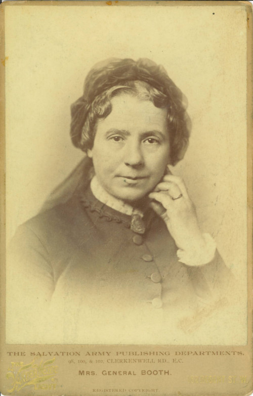 Catherine Booth.