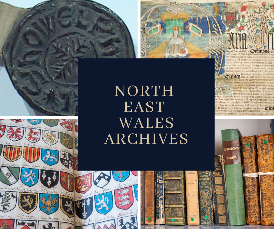 North East Wales Archives images.