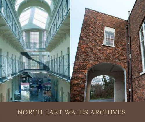 Photographs of North East Wales Archives.