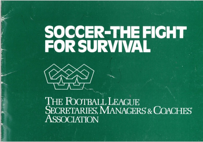 'Soccer - The Fight for Survival'